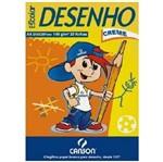 Bloco Desenho A4 20f 140g Creme Canson