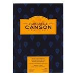 Bloco L'Aquarelle Canson® Héritage Grano Fino 300g/M² 26 X 36 Cm com 12 Folhas - 60720015