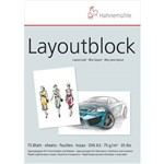 Bloco Layout Hahnemuhle 075 G A3 075 Fls 10 625 060