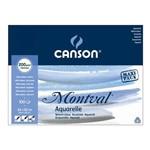 Bloco Montval Canson Aquarela 200 G TF - Jumbo A4+ 100 Fls 60807353