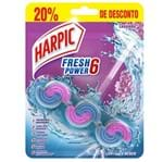 Bloco Sanitaria Harpic Power6 20% Desc Lavanda