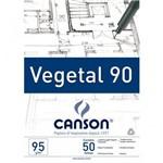 Bloco Vegetal Canson 090 G A4+ 050 Fls 66667018