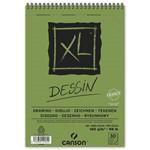 Bloco Xl Dessin 160 G/m² A-5 14,8 X 21 Cm com 30 Folhas Canson