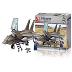 Blocos Air Force Fighter Plane 142pcs Multikids BR907