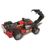 Blocos de Montar Carrinho Radical Hot Wheels 8109-6 Fun