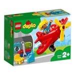 Blocos de Montar Lego Duplo Aviao 10908 12 Peças