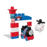 Blocos de Montar - Mega Bloks - Thomas & Friends - Thomas e Harold - Fisher-price