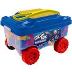 Blocos de Montar Mega Box Multiblocos 150 Peças - Bell Toy