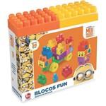 Blocos Fun Minions - 38 Peças - Colorido - 2799 - Líder
