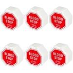 Blood Stop Curativo Antisséptico C/200 (kit C/06)