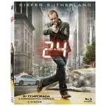 Blu-ray - 24 Horas - 8ª Temporada Completa