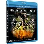Blu-ray - 47 Ronins (Blu-ray + Blu-ray 3D)