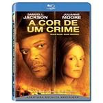 Blu-Ray a Cor de um Crime