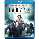 Blu-ray a Lenda de Tarzan