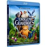 Blu-Ray - a Origem dos Guardiões