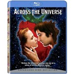 Blu-Ray Acrosss The Universe (Importado)