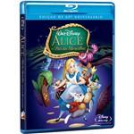Blu-ray Alice no País das Maravilhas - Edição de 60º Aniversário