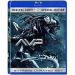 Blu-Ray Aliens Vs Predator: Requiem- Importado - Duplo