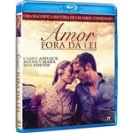 Blu-ray - Amor Fora da Lei