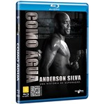 Blu-Ray Anderson Silva - Como Água