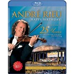 Blu-ray André Rieu - Happy Birthday! a Celebration Of 25 Years Of The Johann Strauss Orchestra