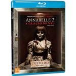 Blu-ray Annabelle 2 a Criação do Mal