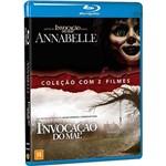 Blu-ray - Annabelle + Invocação do Mal (2 Discos)
