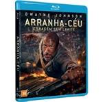 Blu-Ray Arranha-Céu: Coragem Sem Limite