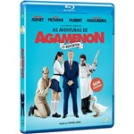 Blu-Ray as Aventuras de Agamenon - o Repórter