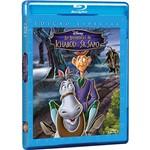 Blu-ray - as Aventuras de Ichabod e Sr. Sapo