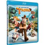 Blu-Ray - as Aventuras de Tadeo
