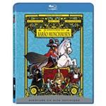 Blu-ray - as Aventuras do Barão Munchausen - Edição de Luxo