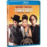 Blu-ray as Loucas Aventuras de James West