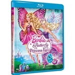 Blu-Ray Barbie Butterfly e a Princesa Fairy