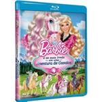 Blu-Ray - Barbie e Suas Irmãs - Numa Aventura de Cavalos