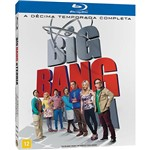 Blu-Ray - Big Bang: a Teoria 10ª Temporada Completa