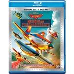 Blu-ray + Blu-ray 3D - Aviões 2: Heróis do Fogo ao Resgate (2 Discos)