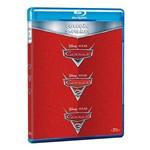 Blu-Ray Box - Coleção Carros - 3 Filmes