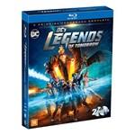 Blu-Ray Box - Dc Legends Of Tomorrow - Primeira Temporada