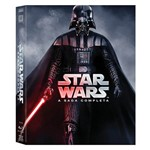 Blu-Ray Box - Star Wars: a Saga Completa