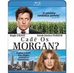 Blu-Ray Cadê os Morgan?
