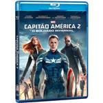 Blu-ray - Capitão América: o Soldado Invernal