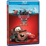 Blu-ray Cars Toon: as Grandes Histórias do Mate