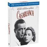 Blu-Ray - Casablanca - Edição Comemorativa 70º Aniversário (3 Discos)