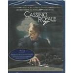 Blu-ray - Cassino Royale - Edição de Luxo - Duplo