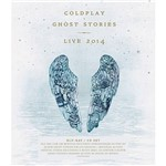 Blu-ray + CD - Coldplay - Ghost Stories - Live 2014