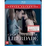 Blu-Ray - Cinquenta Tons de Liberdade - DVD Bônus Extras