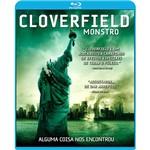 Blu-Ray Cloverfield - Monstro