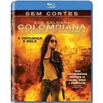 Blu-ray Colombiana: em Busca de Vingança