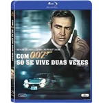 Blu-ray com 007 só se Vive Duas Vezes